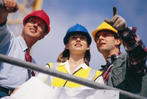 Image credit: University of Salford Press Office. (27 November 2008). Women in construction. Retrieved from https://www.flickr.com/photos/salforduniversity/3063632328/ [CC-BY-2.0 (http://creativecommons.org/licenses/by/2.0)], via Flickr